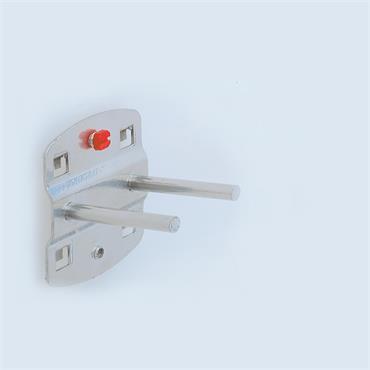 RasterPlan, Dual Tool  Holder Straight Spike