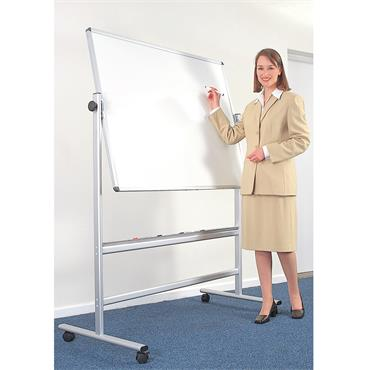 Mobile Standard White Board Magnetic