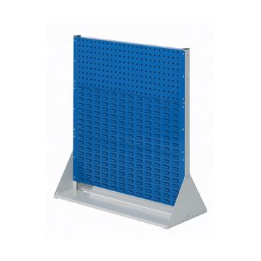 RasterPlan Movable Walls Gentian Blue One Sided
