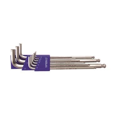 Spero Premium Ballpoint Hex Keys Metric Sets