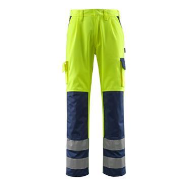 Mascot Olinda Trousers Yellow and Navy
