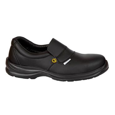 Giasco MEDINA S2 Black ESD Safety Slip on Shoe