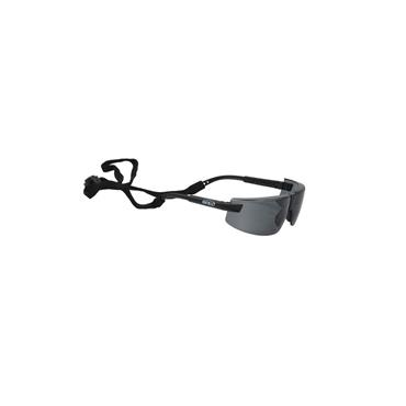 Infield Safety Exor Safety Glasses, Grey lens