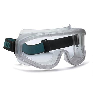 Infield Safety Ventor w/ Foam Safety Goggles