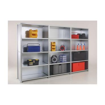 Closed Steel, Sheet Shelving