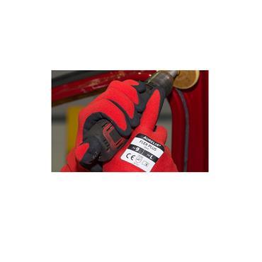 Aurelia Flex Plus Black Sandy Nitrile Palm Coated Glove