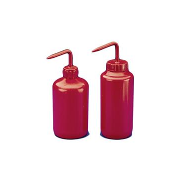 Scienceware, Red Narrow Mouth Wash Bottle