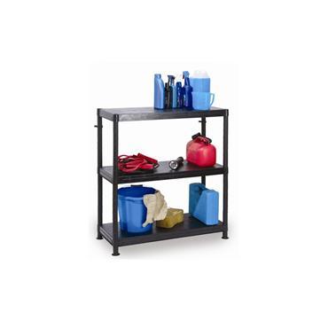 Modular Plastic Shelving Unit