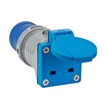Brennenstuhl 1080993 Adapter 230 V/16A