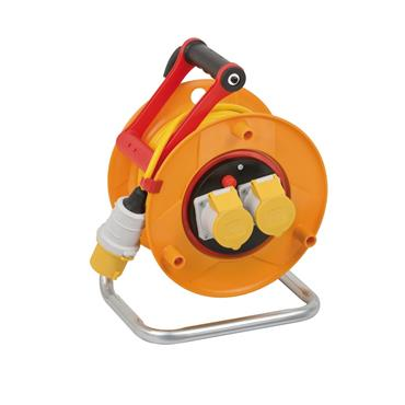 Brennenstuhl Garant® Bretec® 110 V CEE 2 Cable Reel