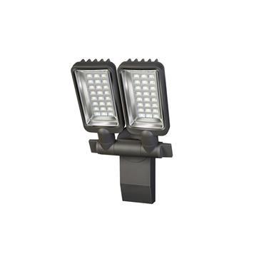 Brennenstuhl 1179670 LED Spotlight Duo Premium City SV5405 IP 44