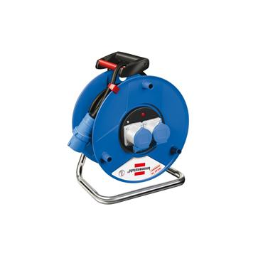 Brennenstuhl Garant® CEE 2 IP 44 Cable Reel for Site & Industry
