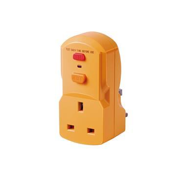 Brennenstuhl 1290633 Circuit Breaker Adapter BDI-A 30 (RCD)