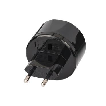 Brennenstuhl 1508500010 Travel Adapter USA => Euro