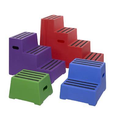 Topstep Plastic Safety Steps