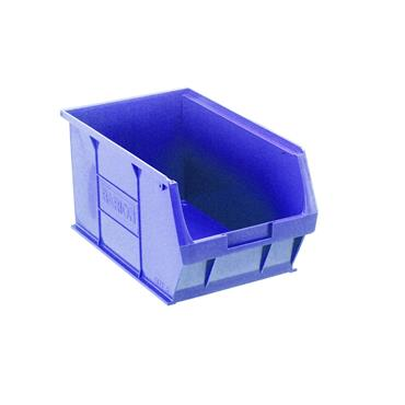 Topstore Semi-Open Containers - BLUE