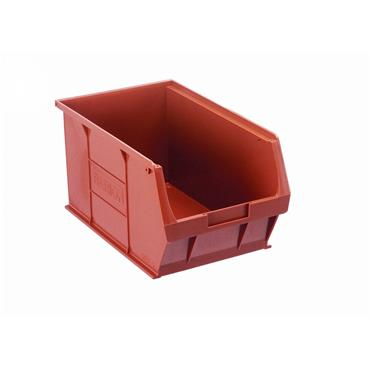 Topstore Semi-Open Containers - RED