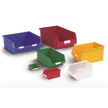 Topstore Semi-Open Containers - YELLOW
