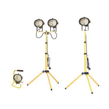 Industrial Site Lights 110/220v