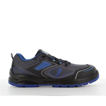 Safety Jogger CADOR S1P Sporty low-cut ESD safety shoe, Blue