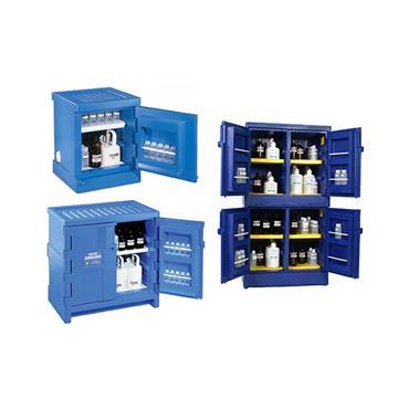 Eagle Polyethylene Cabinets Acid & Corrosive