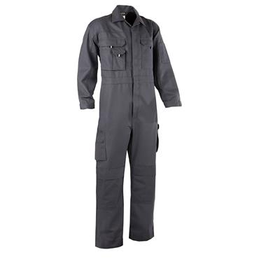 Dassy NIMES Overall with Knee Pockets, Grey