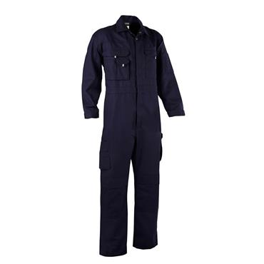 Dassy NIMES Overall with Knee Pockets, Navy