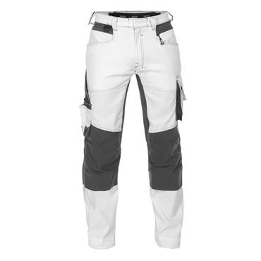 DASSY Dynax 201019 Painter/Decorators Work trousers w/ stretch & knee pockets