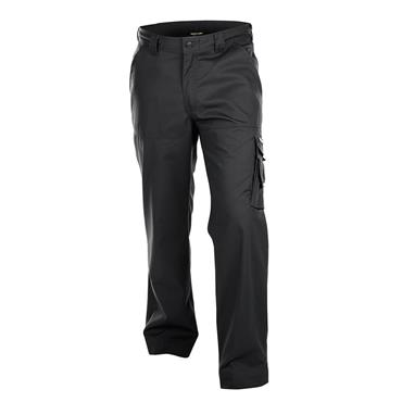 Dassy LIVERPOOL Work Trousers, Black