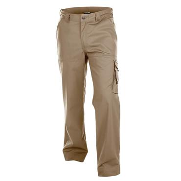 Dassy LIVERPOOL Work Trousers, Beige