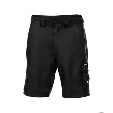 Dassy BARI Work Shorts, Black