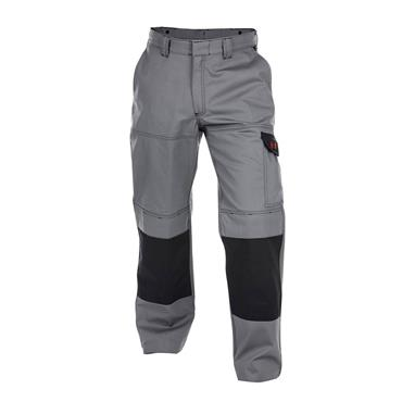 Dassy LINCOLN Work Trousers, Grey / Black