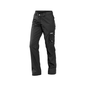 Dassy LIVERPOOL WOMEN Work Trousers, Black