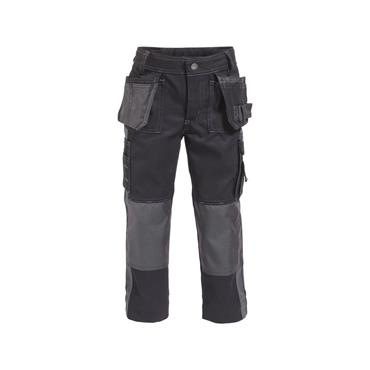 DASSY Seattle Kids (200847) Two-tone work trousers with multi-pockets