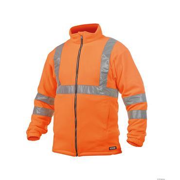Dassy KALUGA High Visibility Fleece, Orange