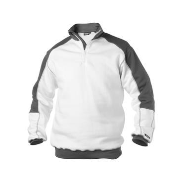 Dassy Basiel Painters/Decorators Sweatshirt, White