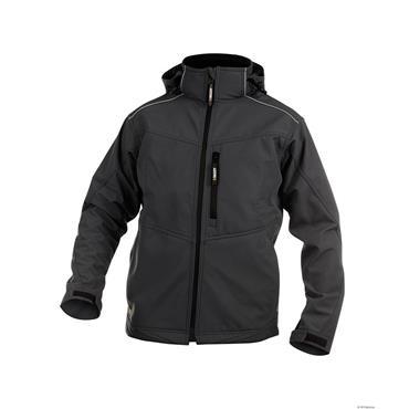 Dassy TAVIRA Black Softshell Jacket