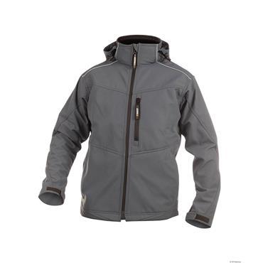 Dassy TAVIRA Grey Softshell Jacket