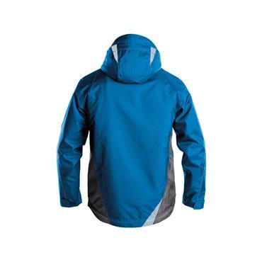 Dassy, Hyper, Waterproof Jacket, Blue/ Grey