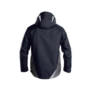 Dassy, Hyper, Waterproof Jacket, Navy/ Grey