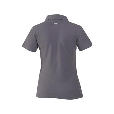 Dassy, Leon Women, Polo shirt, Grey