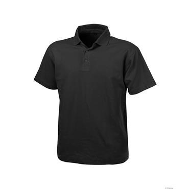 Dassy LEON Polo Shirt, Black