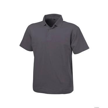Dassy LEON Polo-Shirt, Grey