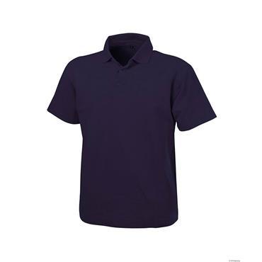 Dassy LEON Polo-Shirt, Navy
