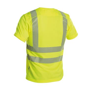 DASSY Carter (710027) Yellow High visibility UV T-shirt