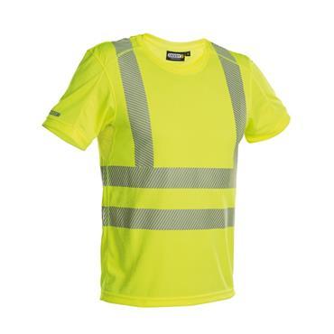 DASSY Carter (710027) Yellow High visibility UV T-shirt