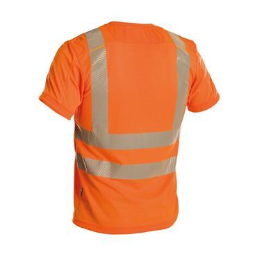 DASSY Carter (710027) Orange High visibility UV T-shirt