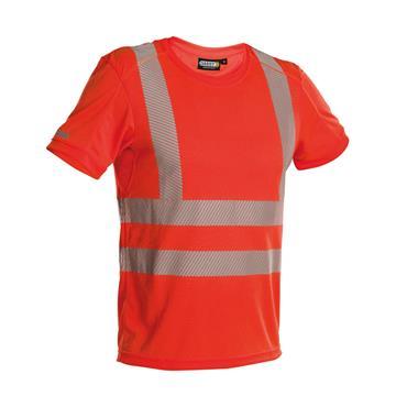 DASSY Carter (710027) Red High visibility UV T-shirt
