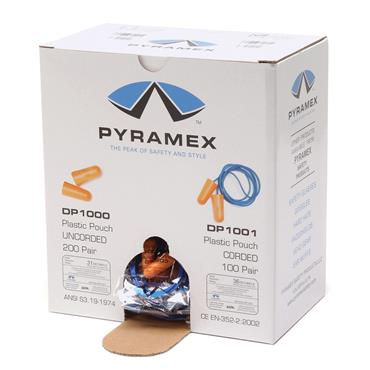 Pyramex Disposable Earplugs