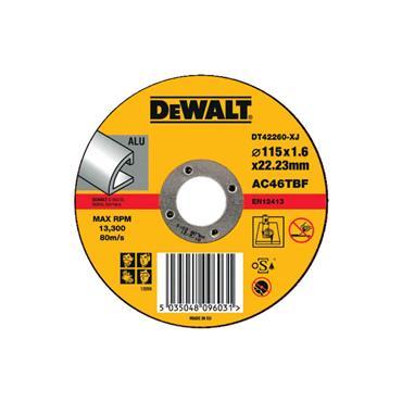 DeWalt Standard Aluminium Cutting Disc